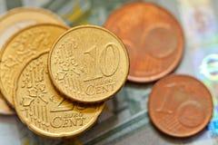 Money euro Stock Photography