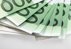 Money of the European Union  - euro Stock Photo