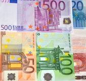 Money. Of europenian union currency Stock Photography