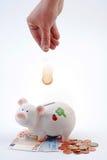Money euros Stock Image