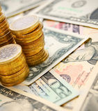 Money and finance. Stock Photography