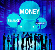 Money Finance Currency Investment Economy Banking Concept Royalty Free Stock Images