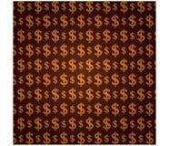 Money Finance Pattern Stock Image