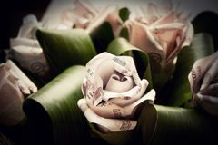 Money flowers Royalty Free Stock Photos
