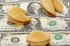 Money and Fortune Stock Image