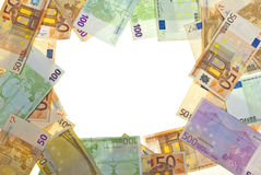 Money Frame stock image