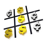 Money game Stock Images