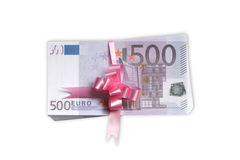 Money Gift Royalty Free Stock Image