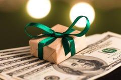 Free Money Gift Stock Photography - 34801982