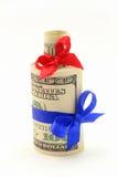Money gift Royalty Free Stock Photos