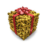 Money gift dollars Royalty Free Stock Images