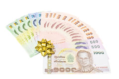 Money gift Royalty Free Stock Image