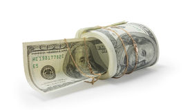 Money and gold Stock Photos