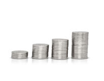 Money Graph Stock Photography