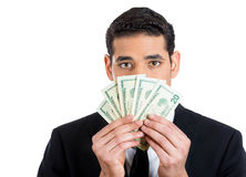 Money, greed, politics Stock Photography