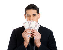 Money, greed, politics Royalty Free Stock Photography