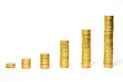Money grow Stock Photo