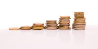 Money growth Royalty Free Stock Photos