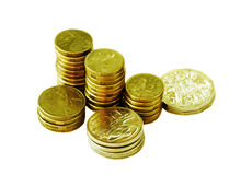 Money growth Royalty Free Stock Image