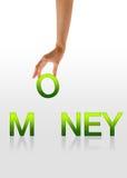 Money - Hand Royalty Free Stock Photography