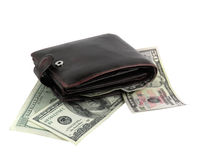 Money on hand Stock Photography
