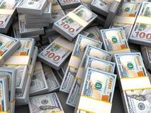 Money heap Royalty Free Stock Photo