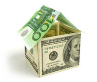 Free Money House Royalty Free Stock Photos - 14385118