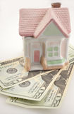 Money House Stock Photos