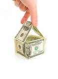 Money house Royalty Free Stock Image