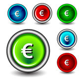 Money icon Royalty Free Stock Photography