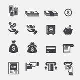 Money Icon Stock Photography