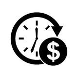 Money icon Royalty Free Stock Photos