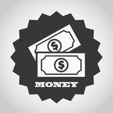 Money icon Stock Photos