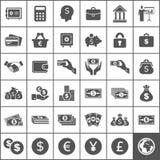 Money an icon 4 Royalty Free Stock Photo