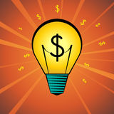 Money Idea Royalty Free Stock Photography