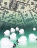 Money Ideas Stock Images
