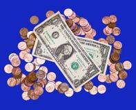 Money - Isolated Stock Photos