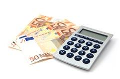 Money isolated on white Royalty Free Stock Image