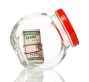 Money jar Stock Photos