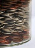 Money jar Royalty Free Stock Photo