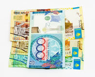 Money Kazakhstan Stock Photos