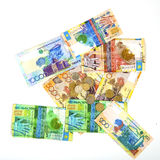 Money of Kazakhstan Stock Image