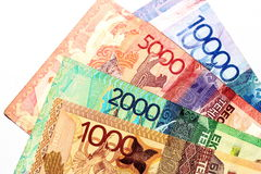 Money of Kazakhstan. Stock Images