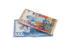 Money Kazakhstan. Stock Photography