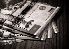 Money of Kazakhstan Stock Photo