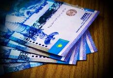 Money of Kazakhstan Stock Photos