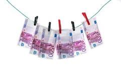 Money laundering Royalty Free Stock Photo