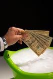 Money laundering Stock Photo