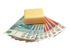 Money laundering Stock Image