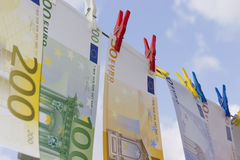Money-laundering Stock Photos